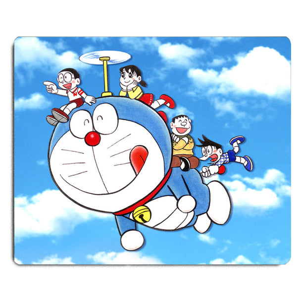 "9.5x8"" Cartoon Doraemon Mouse Pad Mouse Mat"