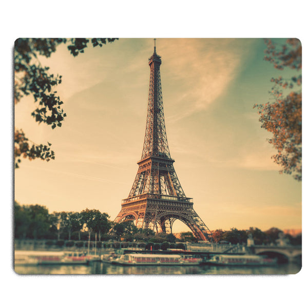 "9.5x8"" Paris Eiffel Tower Mouse Pad Mouse Mat"