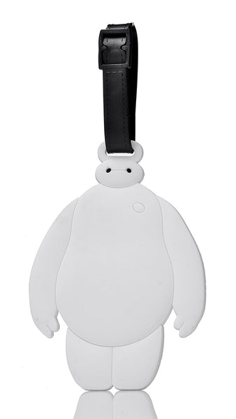 Big Hero 6 Baymax Heavy Duty Baggage Luggage Tag