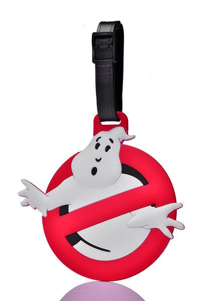 Heavy Duty Ghostbusters Baggage Luggage Tag