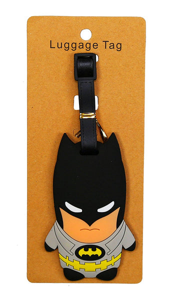 Heavy Duty Superhero Baggage Luggage Tag