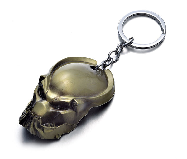 Alien VS Predator Movie Theme Metal Pendant Keychain