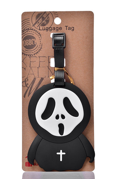 Ghost Heavy Duty Baggage Luggage Tag