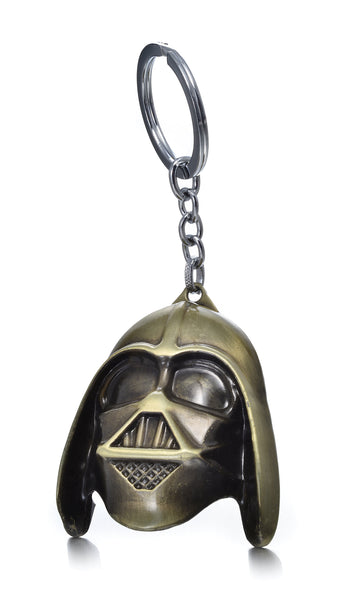 Star Wars Anakin Skywalker / Darth Vader Mask Metal Pendant Keychain