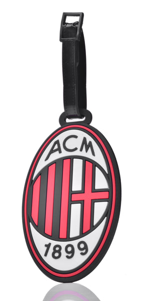 Offical Soccer Team Football Club Logo Heavy Duty Baggage Travel Luggage ID Tag