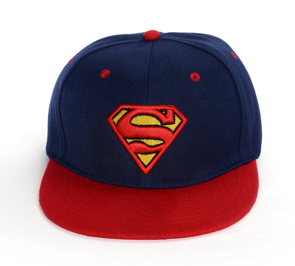 Superman Baseball Cap Hip-hop Snapback Hat