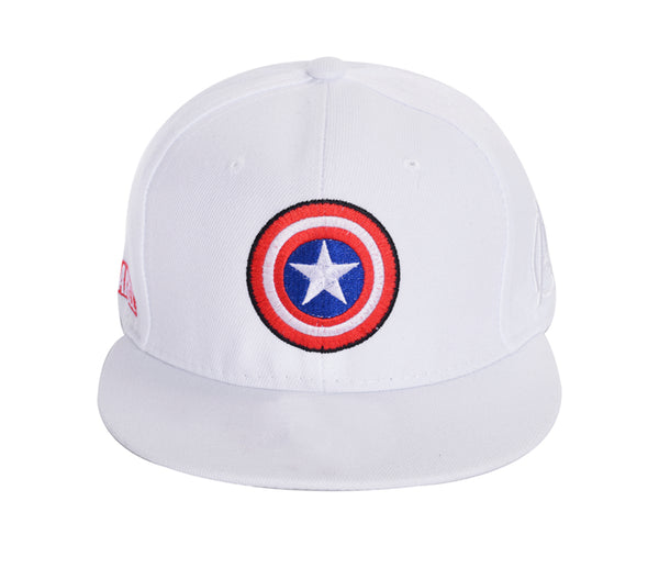 Marvel Avengers Captain America Shield Hat Baseball Cap