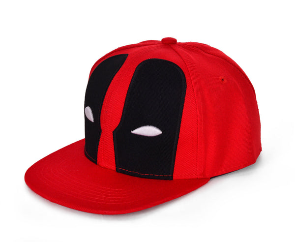 Marvel Comics Movie Deadpool Baseball Cap Hip-hop Snapback Hat
