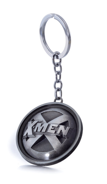 Marvel Movie X-Men Logo Symbol Metal Keychain