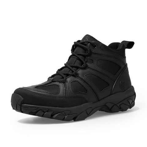 Hiking Shoes Walking Men Climbing Shoes Sport Boots Hunting