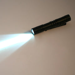 Portable LED Pocket Flashlight
