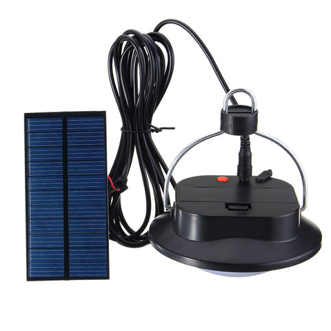 Waterproof  Portable Solar Power 60 LED