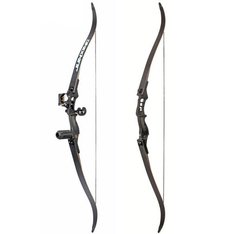 Recurve Bow Riser Length American Hunting
