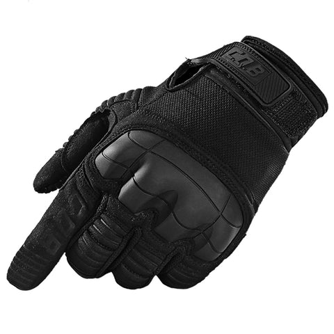Anti-Skid Rubber Knuckle Full finger Gloves