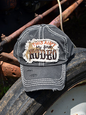 Rodeo Baseball Hat