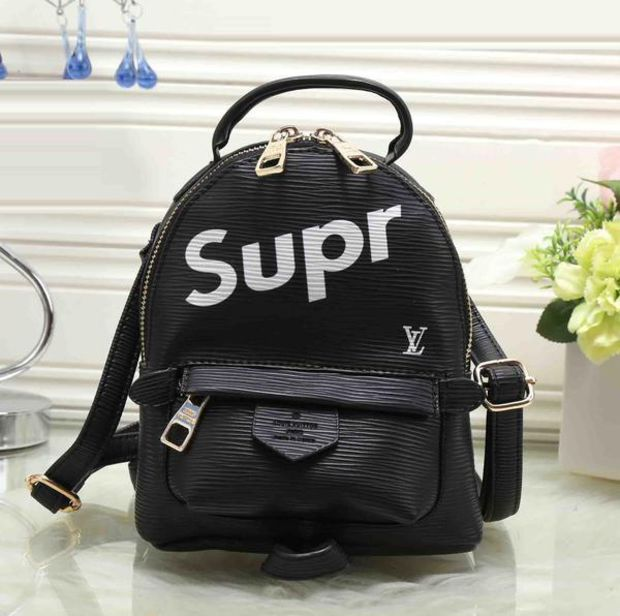 LV X Supreme Backpack
