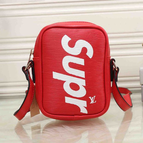 Supreme X LV Shoulder Bag