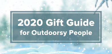 2020 Gift Guide for Outdoorsy People