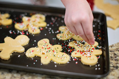 Host a virtual cookie decorating party