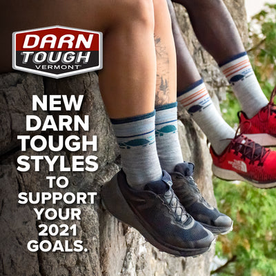 Shop New Darn Tough Styles