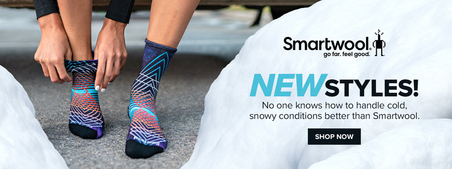 New 2021 Smartwool Styles