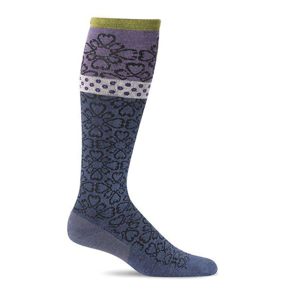 Sockwell Women's Botanical Moderate Compression Socks