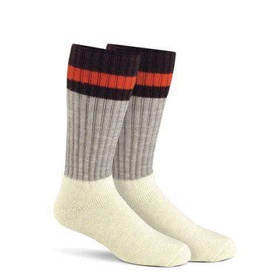 Fox River Outdoorsox Mid-Calf Boot Socks, Grey