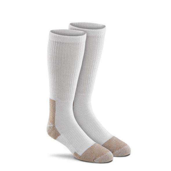 Fox River Steel-Toe Heavyweight Boot Socks, 2-Pack, White