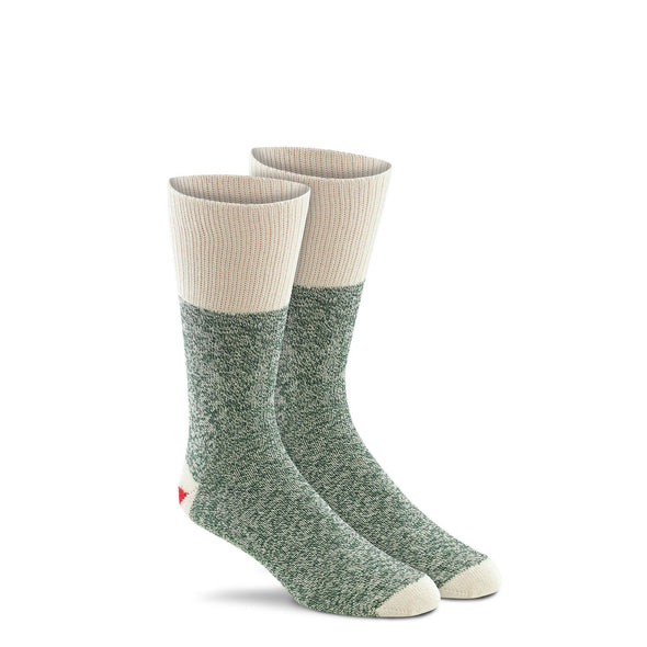 Fox River Original Rockford Red Heel® Monkey Socks, 2 Pack, Green