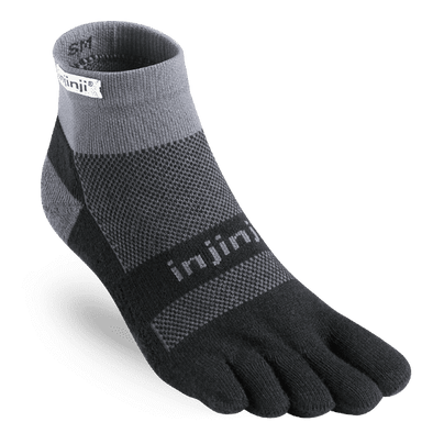Injinji Run Midweight Mini-Crew