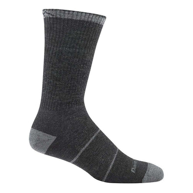 Darn Tough Men's William Jarvis Boot Sock Full Cushion, Gravel
