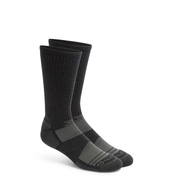 Fox River Altitude Lightweight Crew Socks, Dark Olive