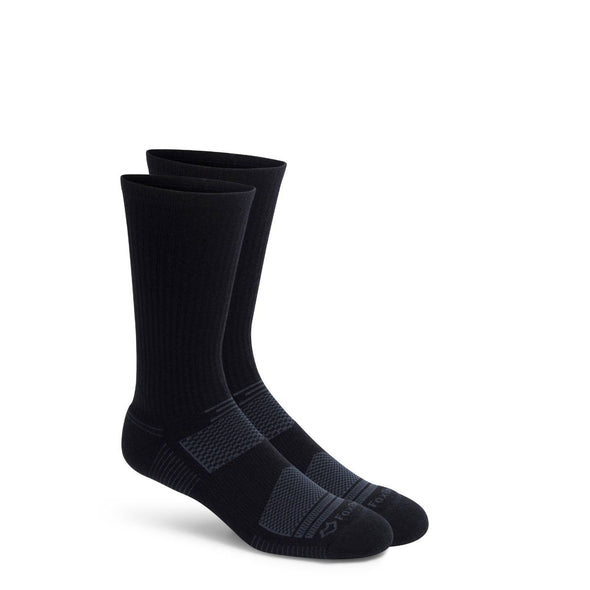 Fox River Altitude Lightweight Crew Socks, Black
