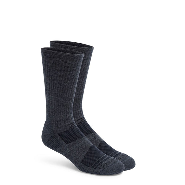 Fox River Altitude Lightweight Crew Socks, Charcoal