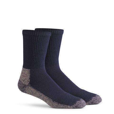 Fox River Wick Dry® Grand Canyon Crew Socks, Navy