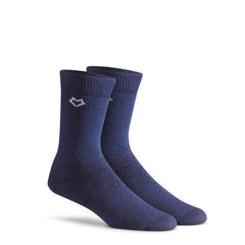 Fox River Wick Dry® Tramper Crew Socks, Navy