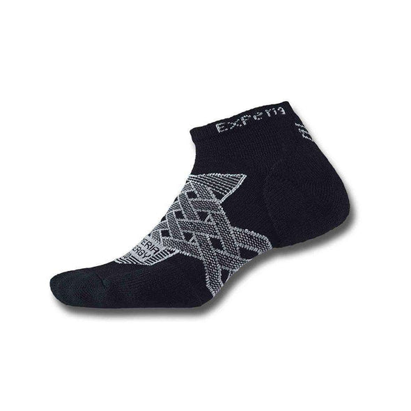 Thorlos Experia Compression Socks, Black