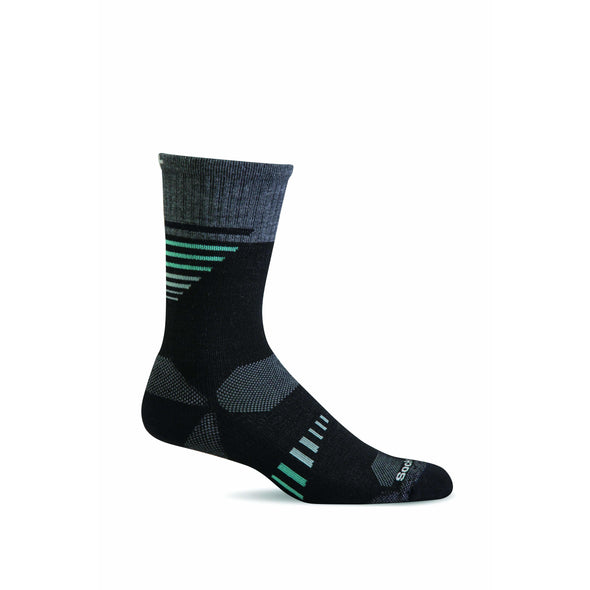 Sockwell Women's Ascend II Crew Moderate Compression Socks