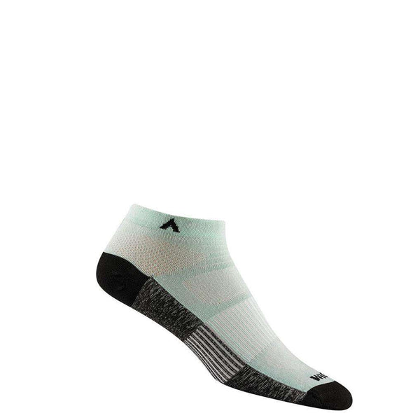 Wigwam Attain Ultralight Low Socks, Aqua