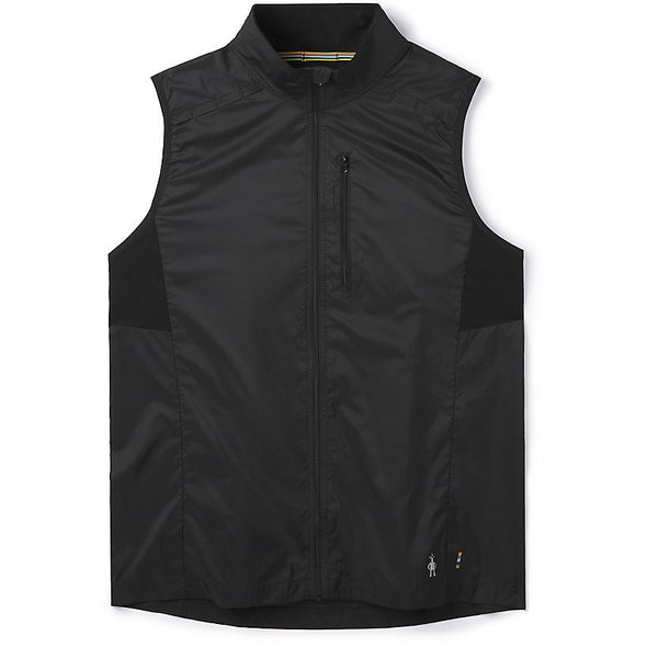 Smartwool Men's Merino Sport Ultra Light Vest, Black