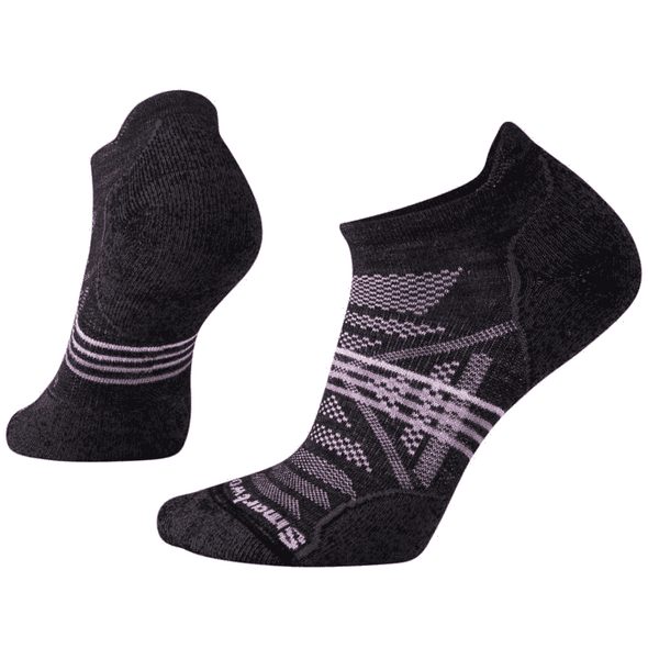Smartwool Women's PhD® Outdoor Light Micro Socks, Charcoal