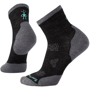 Smartwool Women's PhD® Run Cold Weather Mid Crew Socks