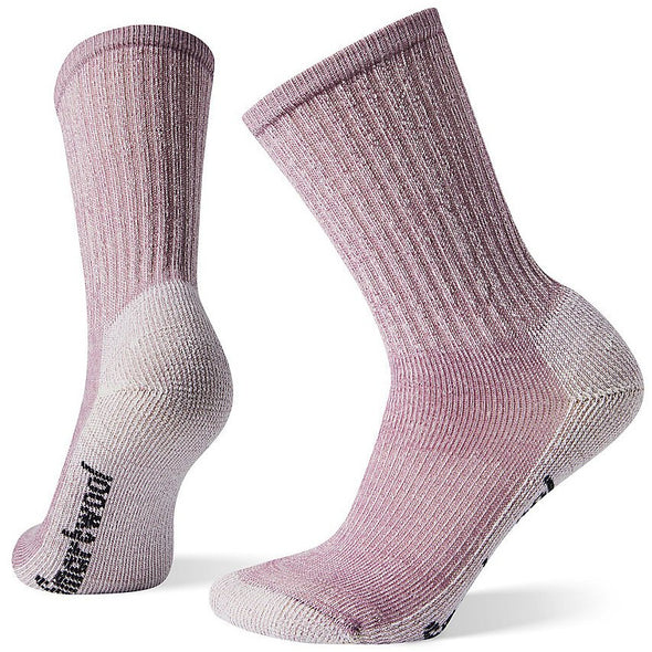 Smartwool Women's Hike Light Crew Socks, Nostalgia Rose