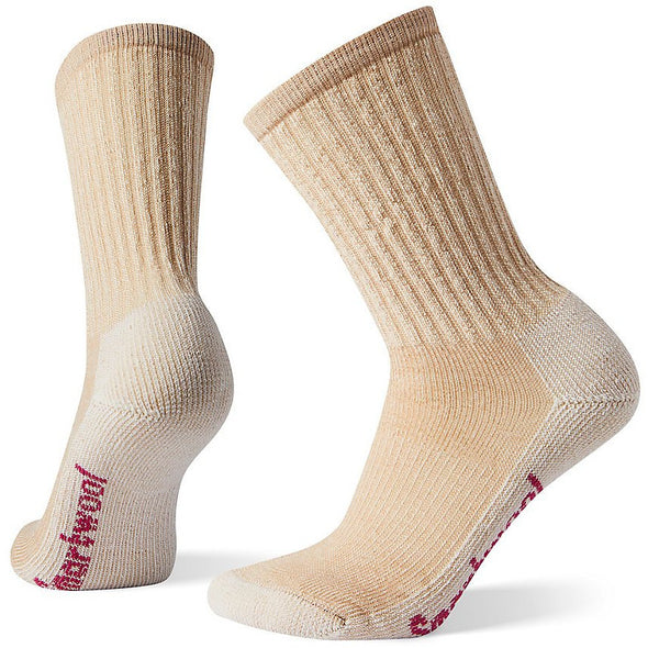 Smartwool Women's Hike Light Crew Socks, Camel