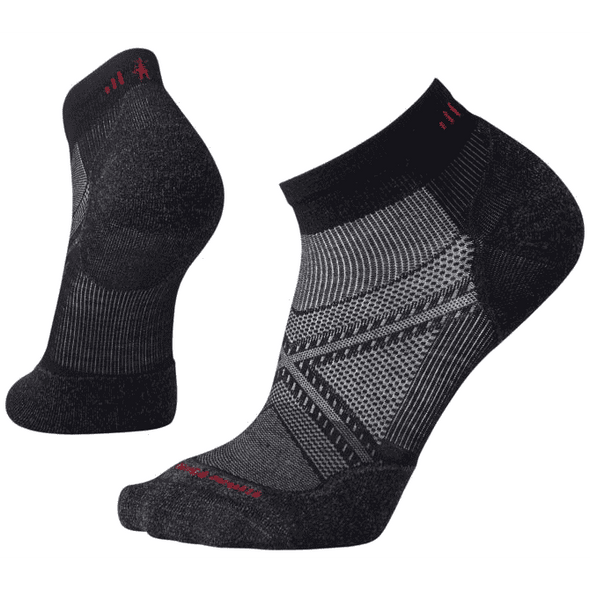 Smartwool Men's PhD® Run Light Elite Low Cut Socks