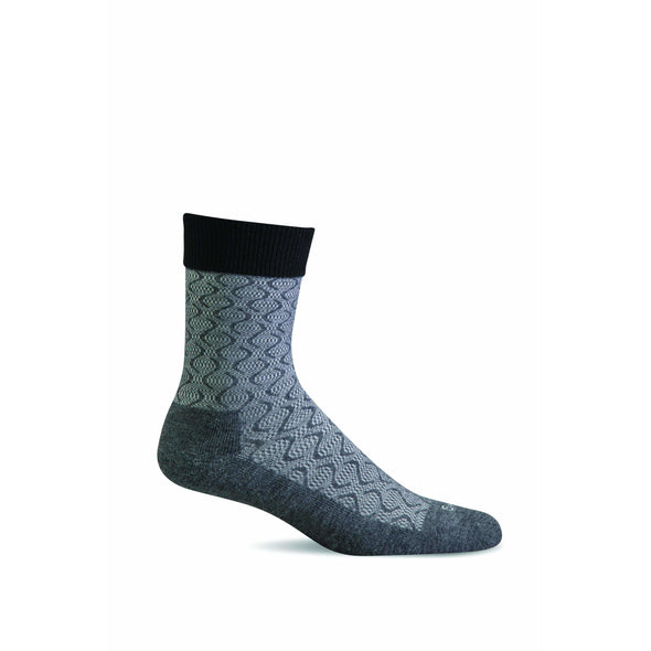 Sockwell Women's Softie Socks, Charcoal