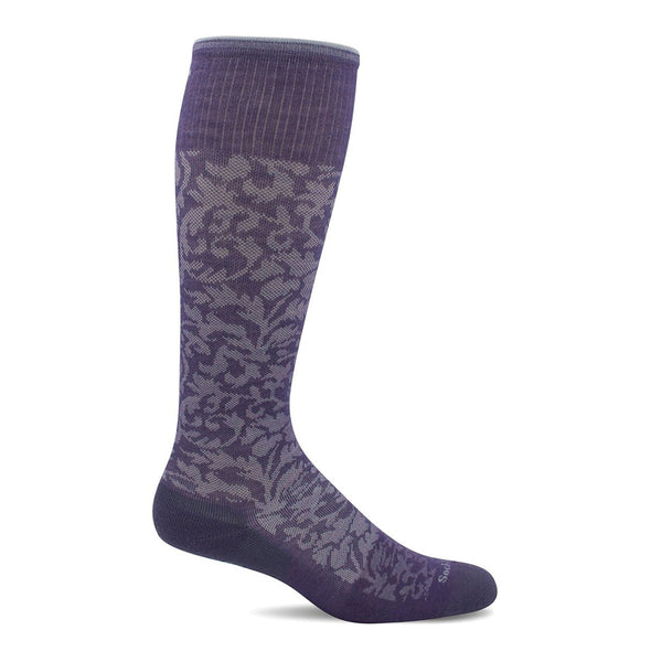 Sockwell Women's Damask Moderate Compression Socks