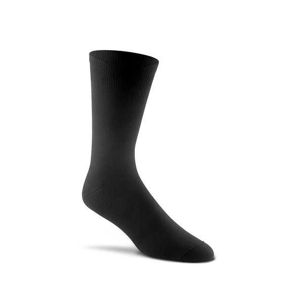 Fox River Wick Dry® Therm-A-Wick Crew Socks, Black