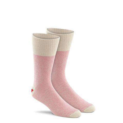 Fox River Original Rockford Red Heel® Monkey Socks, 2 Pack, Pink