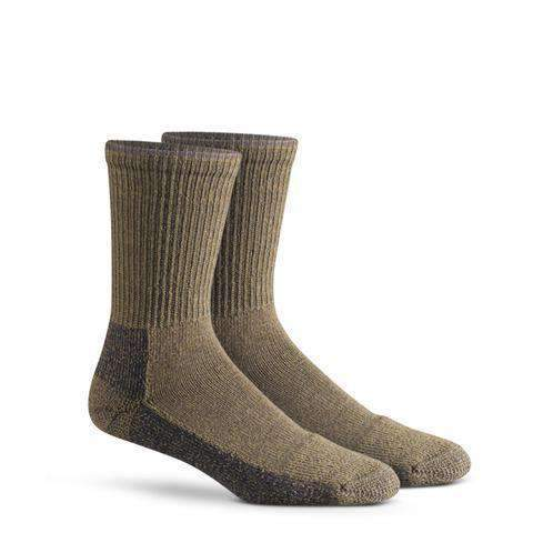 Fox River Wick Dry® Grand Canyon Crew Socks, Olive